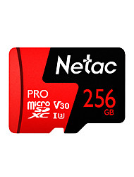 cheap -Netac 256GB memory card UHS-I U3 / V30 P500pro