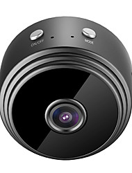 cheap -A9 1080P HD Mini Wireless WIFI IP Camera DVR Night Vision Home Security Motion Detection 2MP IP Camera Indoor Support 64 GB / CMOS / 50 / 60 / iPhone OS / Android