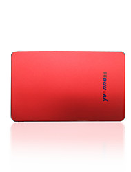 abordables -yvonne Disque dur externe 2TB USB 2.0 / USB 3.0 HE-2TB