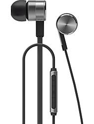Недорогие -Huawei AM13 Наушники-вкладыши Проводное Нет С микрофоном С регулятором громкости EARBUD