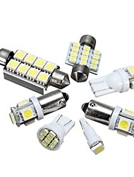 cheap -7pcs Car Light Bulbs 64 Interior Lights For universal / Toyota / Benz All Models All years