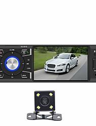Недорогие -SWM SU-5018 7 дюймовый 1 Din Другие ОС Автомобильный MP5-плеер Сенсорный экран / MP3 / Встроенный Bluetooth для Универсальный RCA / VGA / MicroUSB Поддержка MPEG / MOV / MPG MP3 / WMA / WAV JPEG