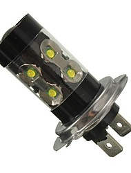 Недорогие -1pcs H7 Автомобиль Лампы 50 W 1000 lm 10 Светодиодная лампа Противотуманные фары / Фары дневного света Назначение Универсальный / Volkswagen / Toyota Все года