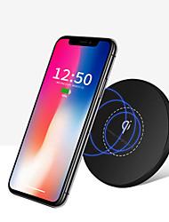 Недорогие -Bakeey KD02 10 Вт Ци беспроводное автомобильное зарядное устройство быстрой зарядки площадку смарт-зарядное устройство адаптер для Iphone X 8 / 8Plus Samsung S8