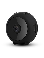 cheap -HQCAM Wireless Camera P2P Mini WIFI Camera 1080P Night Vision Motion Detection Support cloud storage (paid) 2 mp IP Camera Indoor Support 128 GB / CMOS / 50 / 60 / iPhone OS / Android