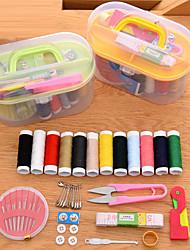 cheap -Travel Sewing Kit Multi-function / Convenient Plastic / Metal 14.5*7*9.5 cm
