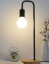 cheap -Table Lamp Modern Contemporary Nordic Style For Bedroom Indoor Metal 220V