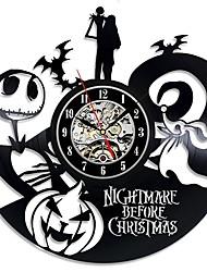 abordables -le cauchemar avant noël dessin animé cd record clock