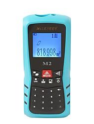 Недорогие -измерения м2 60 м ручной лазерный дальномер инфракрасный дальномер измерительный прибор