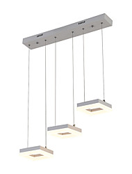 cheap -JSGYlights 3-Light 16 cm New Design Pendant Light Metal Acrylic Painted Finishes Chic & Modern / Modern AC100-240V