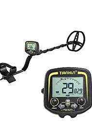 cheap -Tianxun Professional Underground Metal Detector TX-850 Deep Search Gold Detector LCD Treasure Hunter Finder Scanner Searching Seeker(without packbag and headphone) Metal detector Professional