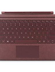 abordables -LITBest Surface Pro Sans fil 2,4 GHz clavier de bureau Mini Siliencieux 84 pcs Clés