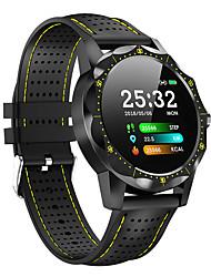 Недорогие -My1 Smart Watch BT Поддержка фитнес-трекер уведомлять и пульсометр спортивные SmartWatch совместимые телефоны Samsung / Apple / Android