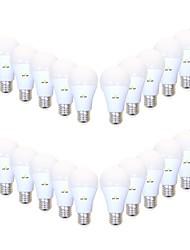 cheap -24pcs 9 W LED Globe Bulbs 850 lm B22 E26 / E27 A19 26 LED Beads SMD 2835 Creative Decorative Holiday Warm White Cold White 220-240 V 110-130 V