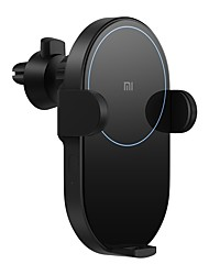 cheap -Original Xiaomi Car Mount Stand Air Outlet Grille / Dashboard Automatic Holder 20W Qi Wireless Fast Charger For Xiaomi Mi 9 iPhone 8 XR X XS Max Samsung Galaxy S10 S9 Intelligent Infrared Sensor