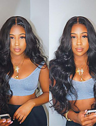 cheap -4 Bundles Brazilian Hair Body Wave Virgin Human Hair 200 g Headpiece Natural Color Hair Weaves / Hair Bulk Extension 8-28inch Natural Color Human Hair Weaves Safety New Arrival Lovely Human Hair