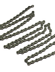 cheap -Bike Chains For Mountain Bike / MTB / Road Cycling Steel Wearable Cycling Bicycle Silver