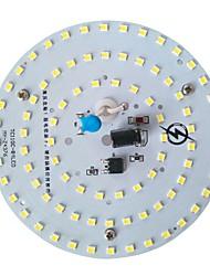 cheap -1pc 9 W 800-900 lm 84 LED Beads SMD 2835 White RGBWW 180-240 V