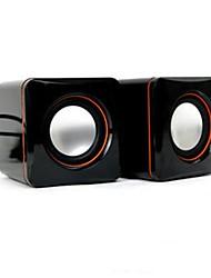 cheap -2U Wired Multimedia Computer Speaker Waterproof Multimedia Computer Speaker For PC