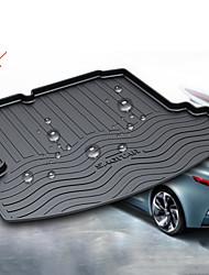 abordables -Automobile Tapis de coffre Tapis Intérieur de Voiture Pour Hyundai 2018 Elantra Polyester