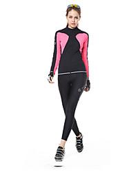 cheap -Women's Cycling Pants Bike Pants / Trousers Pants Bottoms Breathable Quick Dry Sweat-wicking Sports Black Mountain Bike MTB Road Bike Cycling Clothing Apparel Bike Wear / Micro-elastic