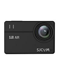 Недорогие -SJCAM SJ8AIR 1080p Мини Автомобильный видеорегистратор 160° Широкий угол Panasonic MN34112PA 2.33 дюймовый TFT LCD монитор / Емкостный экран / IPS Капюшон с WIFI