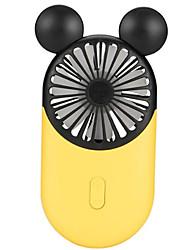 Недорогие -Mini Cartoon Mickey Fan Оригинальные Повседневные Портативные