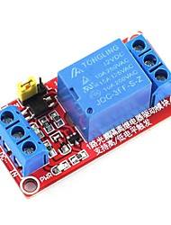 cheap -12V 1 Channel Relay Module With OPTO Isolation Support High or Low Level Trigger