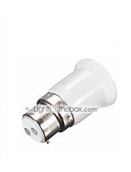 cheap -LED Converter Light Bulb Lamp Adapter B22 to E27 Base