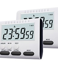 cheap -Multifunctional Kitchen Timer Alarm Clock Home Cooking Practical Supplies Cook