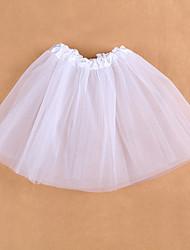 cheap -Petticoat Hoop Skirt Tutu Under Skirt 1950s Pink Fuchsia Gray & Green Petticoat / Kid's / Crinoline