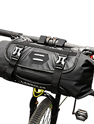cheap -ROSWHEEL 3-7 L Bike Handlebar Bag Adjustable Waterproof Compact Bike Bag TPU Bicycle Bag Cycle Bag Cycling / Reflective Strips