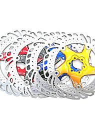 cheap -Bike Floating Disc Mountain Bike MTB / Cycling / Bike Safety / Sports Mix / Aluminium Alloy Black / Dark Blue / Fuchsia