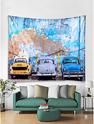 cheap -Marine animal Wall Decor 100% Polyester Contemporary Wall Art, Wall Tapestries Decoration