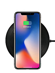 cheap -Remax 10W 7.5W Wireless Car Charger Qi Fast Charging Pad For iPhone X 8Plus Xiaomi Mix 2S S9