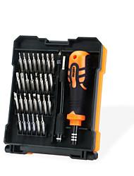 cheap -JAKEMY Portable Tools 34 in 1 Tool Boxes Tool Set Home repair Apple Samsung repair for computer repair