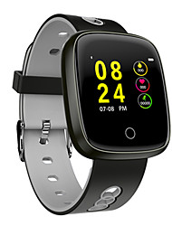 cheap -DK03 Smart Watch BT 4.0 Large capacity battery Fitness Tracker Support Notify Compatible Samsung/LG Android System & IPhone