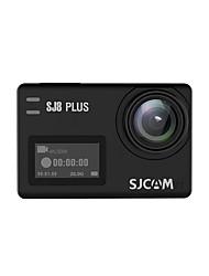 Недорогие -SJCAM SJCAM SJ8PLUS 2160P Мини Автомобильный видеорегистратор 170° Широкий угол 12 MP 2.33 дюймовый TFT LCD монитор / Емкостный экран / IPS Капюшон с WIFI / Обноружение движения / Циклическая запись