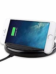Недорогие -Ци беспроводное автомобильное зарядное устройство быстрое зарядное устройство зарядное устройство для Samsung Xiaomi Huawei