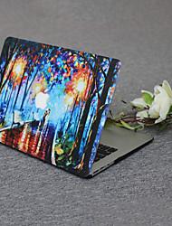 "cheap -MacBook Case Oil Painting PVC(PolyVinyl Chloride) for New MacBook Pro 15-inch / New MacBook Pro 13-inch / New MacBook Air 13"" 2018"