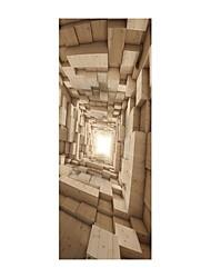 abordables -Autocollants muraux décoratifs - Autocollants muraux 3D Nature morte / A fleurs / Botanique Salle de séjour / Bureau / Bureau de maison