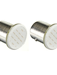 cheap -2pcs BAY15D(1157) Car Light Bulbs COB 240 lm 12 LED Turn Signal Lights / Tail Lights / Side Marker Lights For universal / Volkswagen / Toyota All years