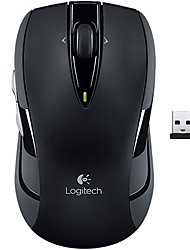 cheap -Logitech M545 Wireless Mouse – Side-to-Side Scroll Wheel and 2-Thumb Buttons Make Computer and Laptop Navigation Effortless, Ergonomic Shape for Right/Left Hand Use, USB Unifying Receiver, Black