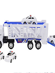 cheap -Toy Car Truck Construction Vehicle Truck Police car ABS+PC All