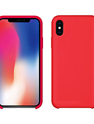 cheap -Case For Apple iPhone XS / iPhone XR / iPhone XS Max Ultra-thin / Frosted Back Cover Solid Colored Soft TPU