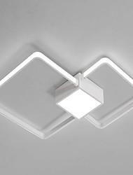 cheap -1-Light 45 cm Eye Protection Flush Mount Lights Geometrical Chic & Modern 220-240V / FCC