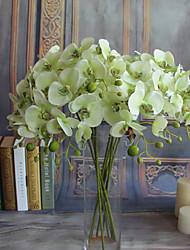 Недорогие -Моделирование фаленопсис домашнего интерьера цветок гостиная украшения 78 см