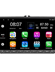 Недорогие -Factory OEM YYD-9020G 9 дюймовый 2 Din Android 7.1 В-Dash DVD-плеер Quad Core для Volkswagen RCA / Аудио / GPS Поддержка MOV / VOB / RMVB MP3 / WMA / WAV JPEG / GIF / BMP