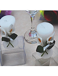 cheap -Classic Theme Candle Favors - 1 pcs Candles Gift Box All Seasons