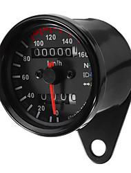 Недорогие -Мотоцикл Спидометр для Мотоциклы измерительный прибор тахометр